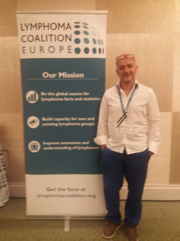 LYMPHOMA COALITION 2018 - Praga